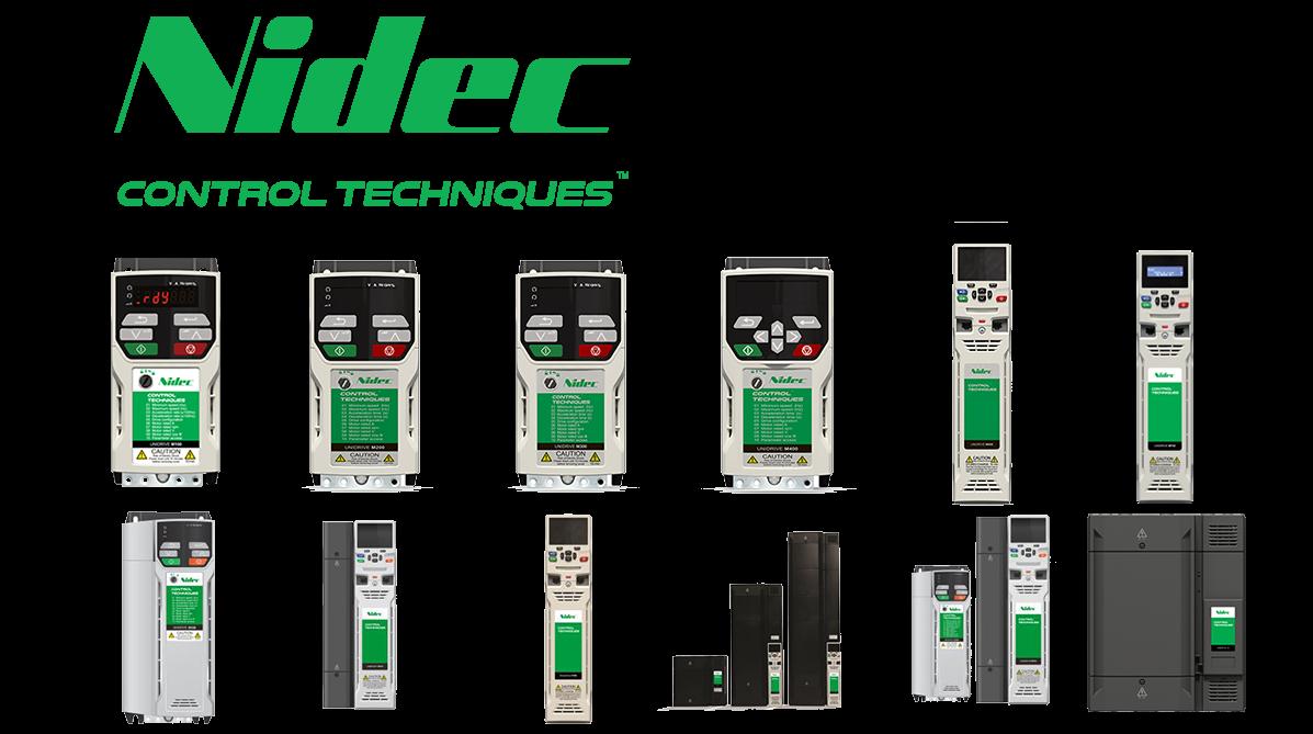 nidec-drives-family
